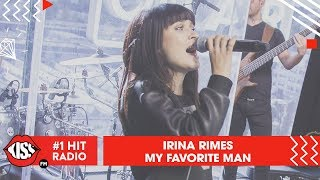 Irina Rimes - My Favorite Man (Live @ Kiss FM)