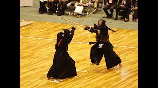 [17th 8dan] 決勝 栄花直輝 vs 松本政司 Final EIGA Naoki vs MATSUMOTO Masashi