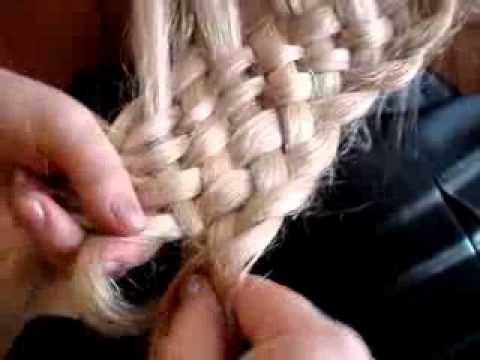 Плетение косичек на Magiakrasoti.ru