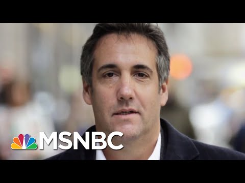Michael Cohen Confidant: Signs He Is Very, Very Involved With Robert Mueller | Deadline | MSNBC