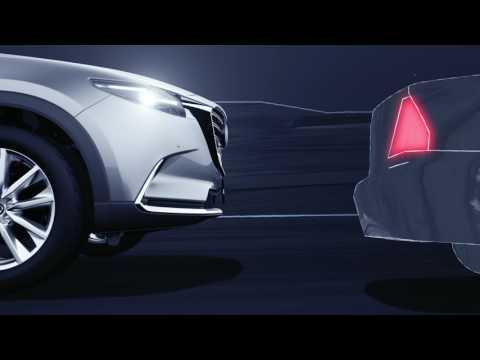 Mazda i-ACTIVSENSE: Mazda Radar Cruise Control (MRCC) - with stop and go