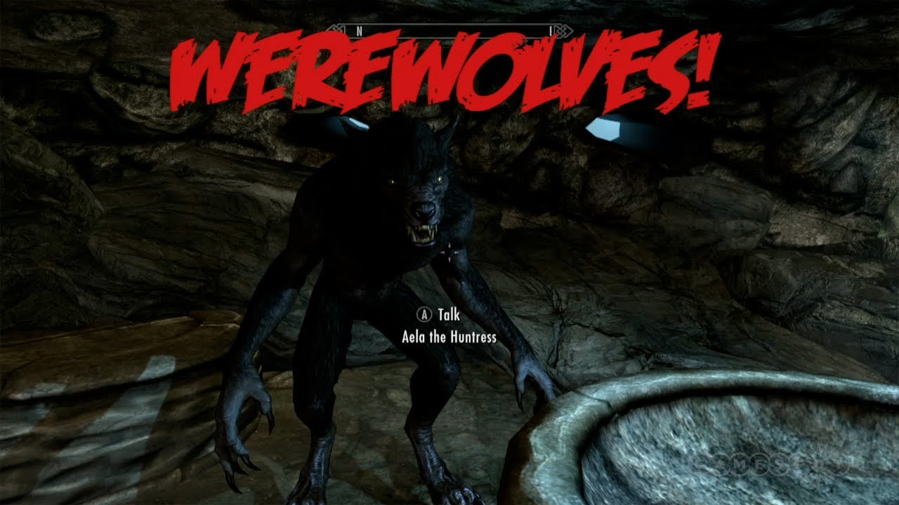 How to become a werewolf