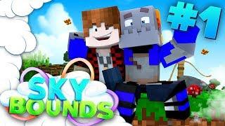 NEW ADVENTURE! | SKYBOUNDS ISLAND #1 (Minecraft SkyBlock SMP)