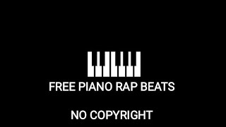 Piano Rap/Hip-Hop/Trap Instrumental Beats Mix 2021 | 2 HOUR