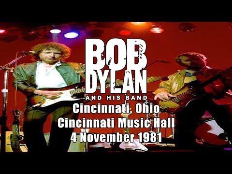 Bob Dylan - 1981-11-04 - Cincinnati, Ohio
