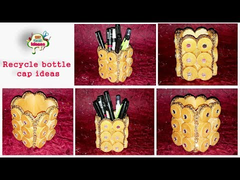 genius bottle cap ideas to make in 5 minutes   diy craft ideas