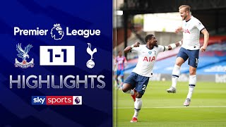Spurs draw with Palace to secure Europa League spot! | Crystal Palace 1-1 Tottenham | EPL Highlights