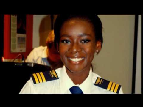 La Côte d'Ivoire qui gagne: JENNIFER YAHYE, pilote à 20 ans
