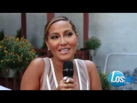 Adrienne Bailon Gets Real About The