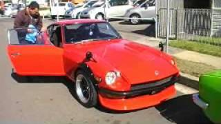 Fairlady Z 3.1 Stroker arrives from Japan! @ Edward Lee's Japanese ...