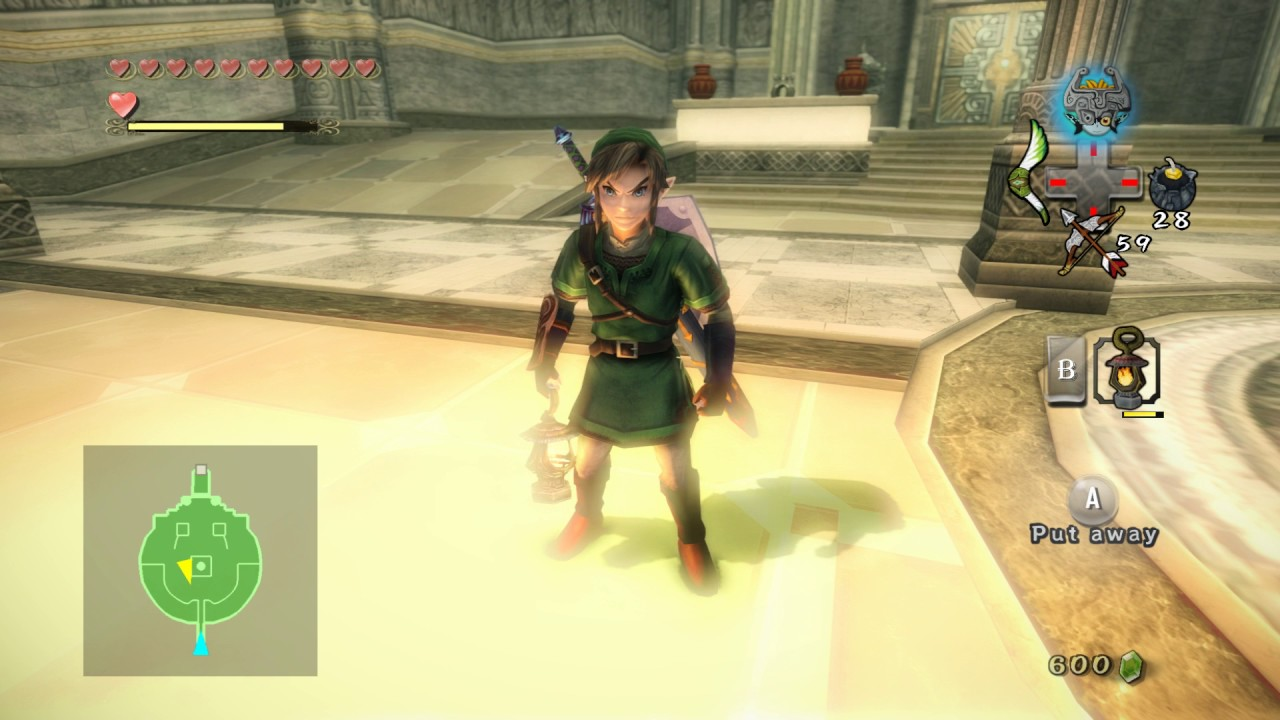 Awesome Full HD Mod -The Legend of Zelda Twilight Princess- [Full HD  Texture Pack + Shader]