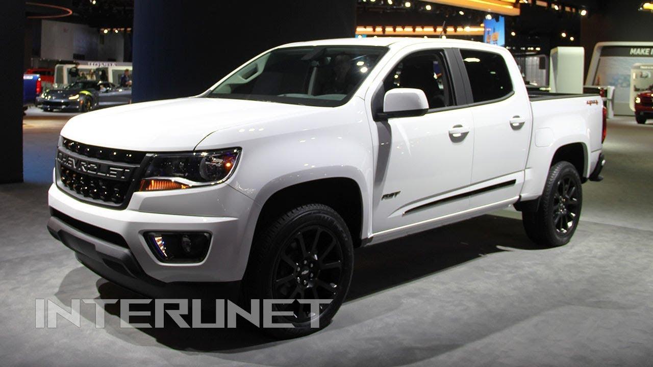 2019 Chevrolet Colorado RST - street-performance truck ...