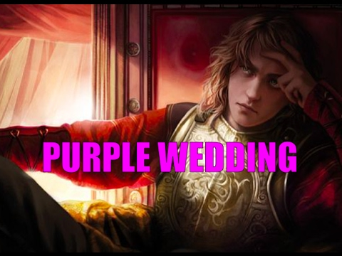 A Song of Ice and Fire: The Purple Wedding