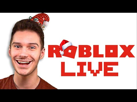 Merry CHRISTMAS! Suggest A Game!| ROBLOX LIVE! | GatorRoo 🐊🐓