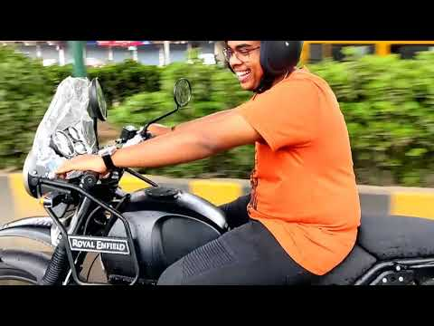 Our New Member Royal Enfield Himalayan
