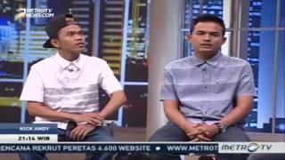 NDX AKA Live Kick Andy Metro Tv 7 April 2017 Full