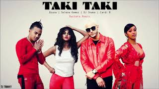 The new hit by dj snake, selena gomez, ozuna & cardi b is heating dancefloor, but you wanted to dance bachata it, right? so, tronky always ready...