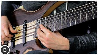 7 string bass let s have some fun