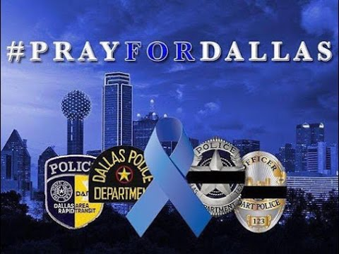 Dallas Police Tribute - Last Call - Dave Bray