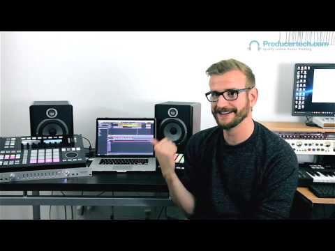 Icicle Interview - Tech Talk with one of the industry's leading DnB artists
