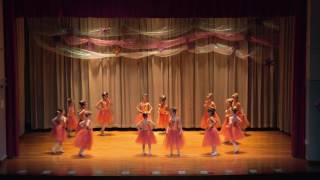 Olivia's Ballet Performance