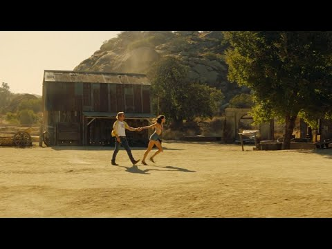 The Cinematography of Once Upon A Time In Hollywood (2019)