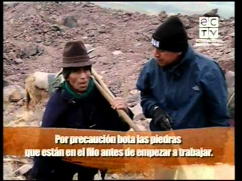El último hielero del Chimborazo Ecuador