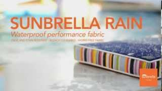 The Sunbrella Rain Cushion