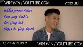 Download Lagu JAZ - TEMAN BAHAGIA LIRIK Mp3
