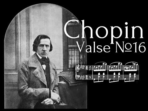 Frederic Chopin - Valse №16 in A flat major Op.Posth