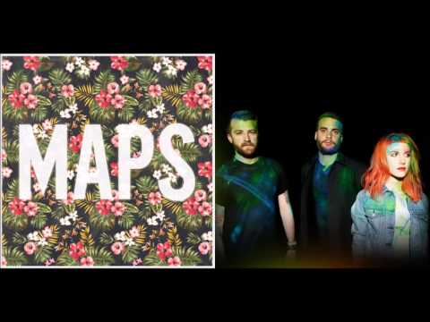 Ain't Maps Fun - Maroon 5 vs. Paramore (Mashup)