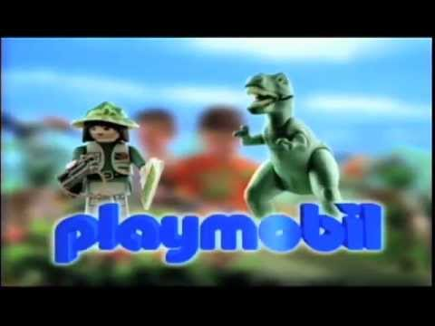 spot dinosaurios de playmobil youtube