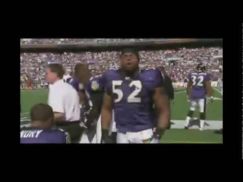 "RAY LEWIS ""THE LAST RIDE"""
