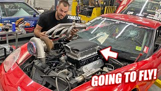 Ruby's FINAL Turbo Rendition.... 1,500+ Horsepower Setup!!! This HAS To Work! (extra freedoms)