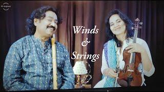 Winds & Strings - Naveen Kumar & Sangeeta Shankar | Film Classical