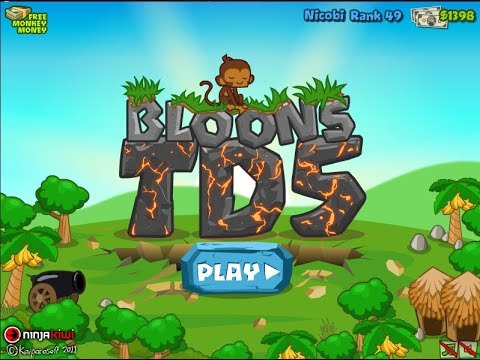 How To Hack Bloons TD5 Infinite Money With Cheat Engine!