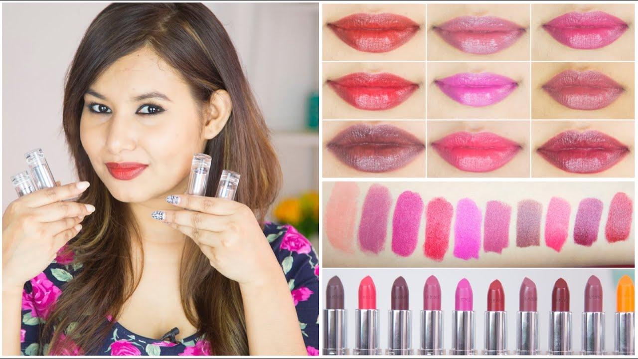 Lakme Enrich Satin Lipstick Review