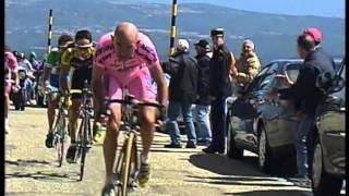 Marco Pantani and the Tour De France 3 of 3