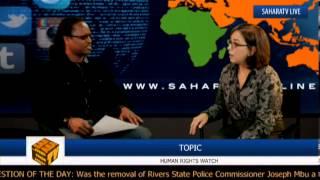 """""""No Police, No Hospitals, No Security"""" In Central African Republic - Rona Peligal"""