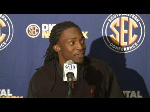 2012 SEC Media Days - Ace Sanders - South Carolina2012 SEC Media Days - Ace Sanders - Sout