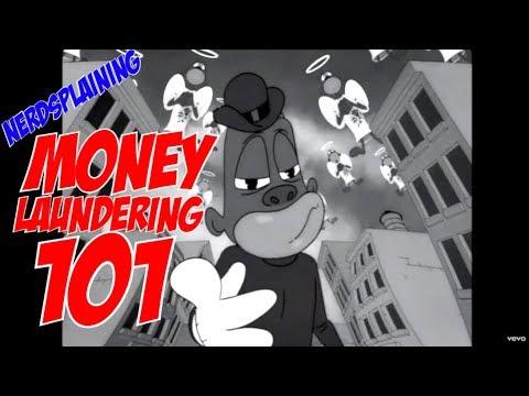 Nerdsplaining: Jay-Z The Story of OJ - Money Laundering 101