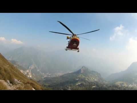 Leonardo Helicopters for rescue operations