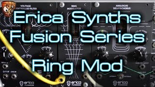 Erica Synths Fusion Series - Tube Ring Modulator
