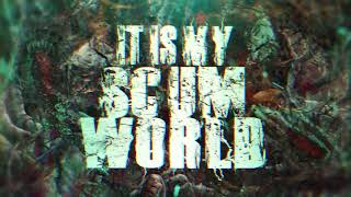 Putrefying Carnage - Scum World (Ft Bitterwood & Malign Uk) (OFFICIAL LYRIC VIDEO)