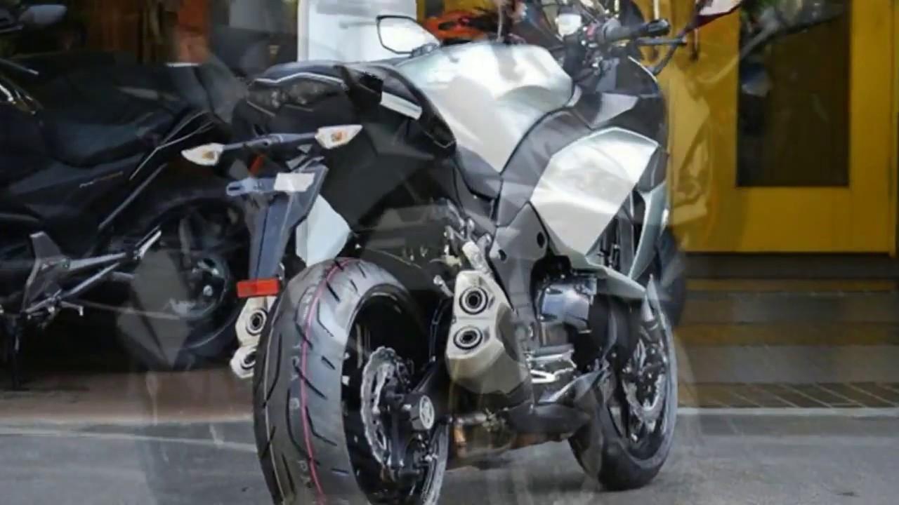 Kawasaki Ninja 1000 Abs 2018 Youtube