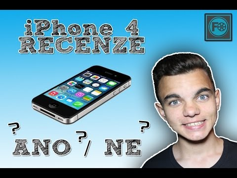 iPhone 4 | Recenze | FreescootOfficial