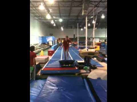 Parkour and Freerunning at Eagles Wings Athletics