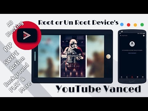 Install YouTube Vanced -Extra Featured Android App for Any Device ⏸ Full Info