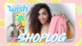 WISH SHOPLOG (en AliExpress) // Larissa Bruin - EXTRA VIDEO