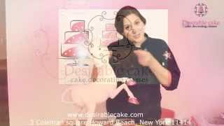 Cake Decorating Classes New York, New Jersey, Boston, Philadelphia, Brooklyn, Queens, Manhattan